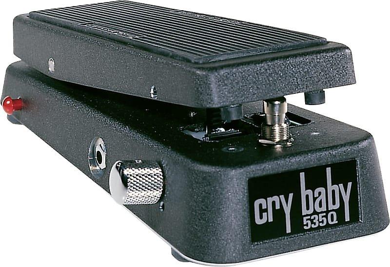 Dunlop 535Q Cry Baby 535Q Multi-Wah Pedal