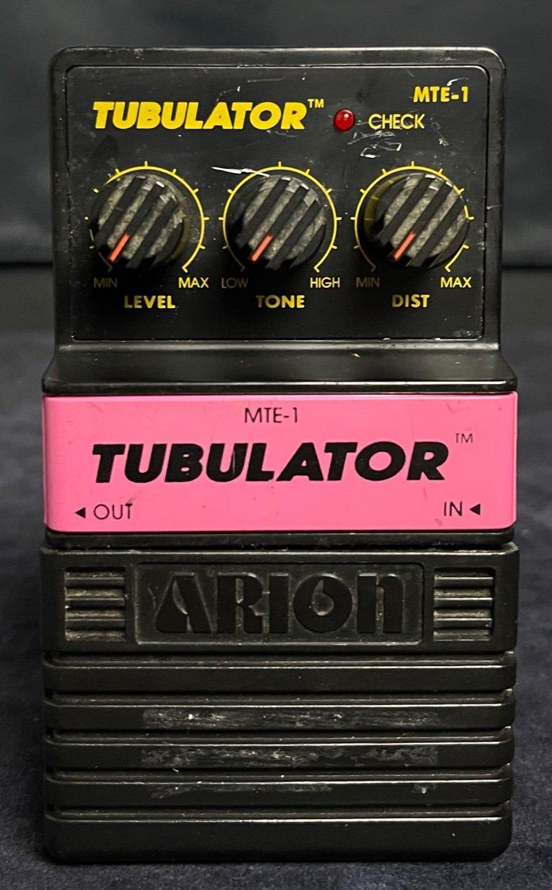 Arion MTE-1 Tubulator  - Overdrive Pedal