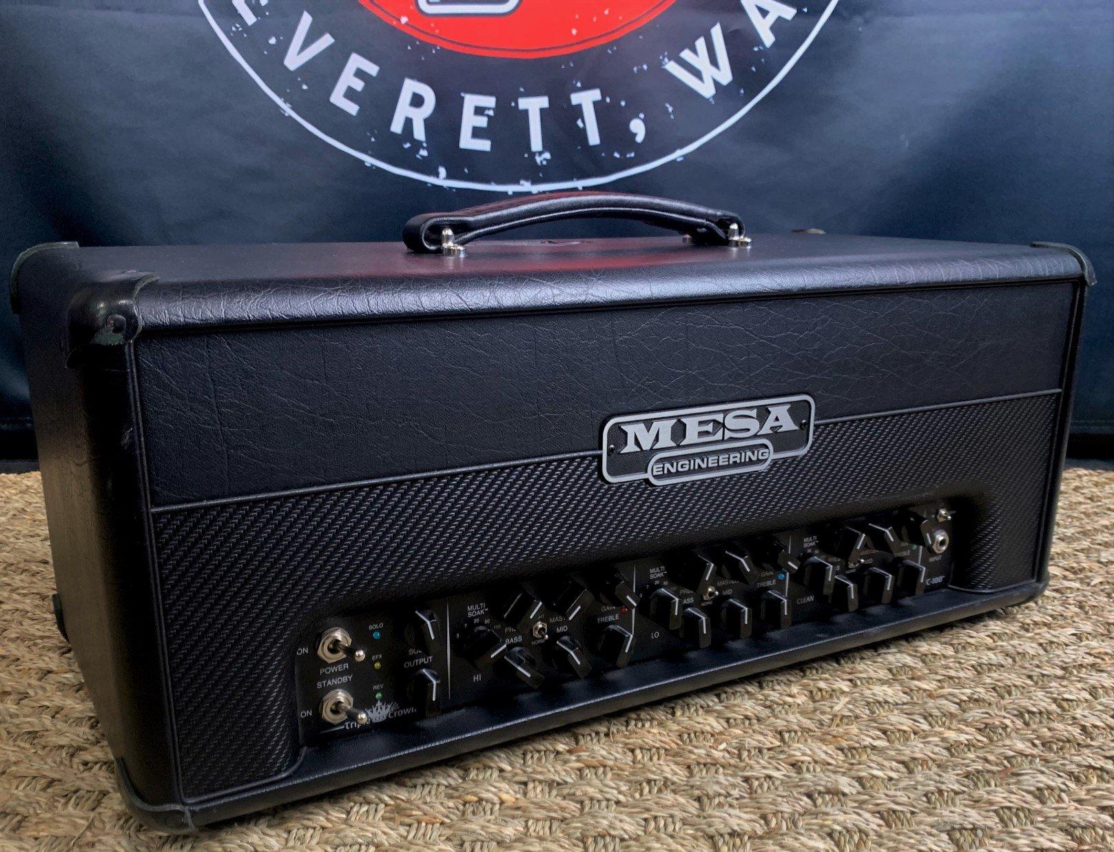 Mesa Boogie TC-100 w/FS+Cover+Manual