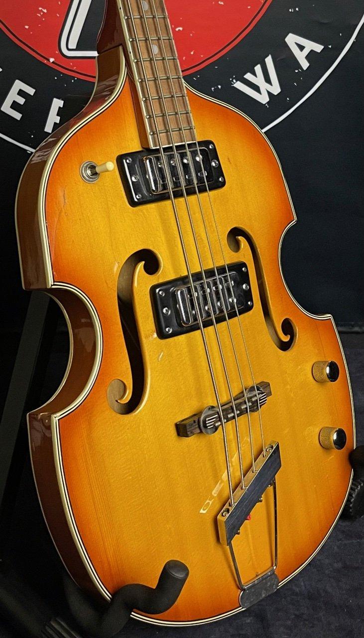 1970's Matsumoku Violin Bass