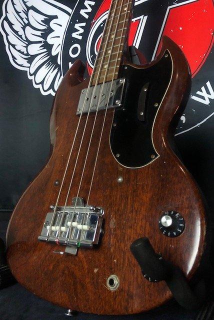 1968 Gibson EB-0 Electric Bass Guitar