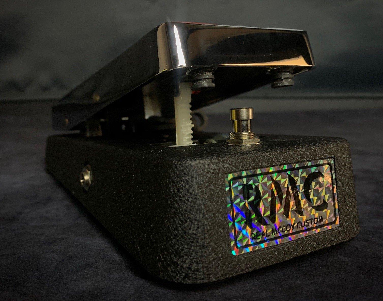 Real McCoy Custom RMC11 Wah-Wah Pedal
