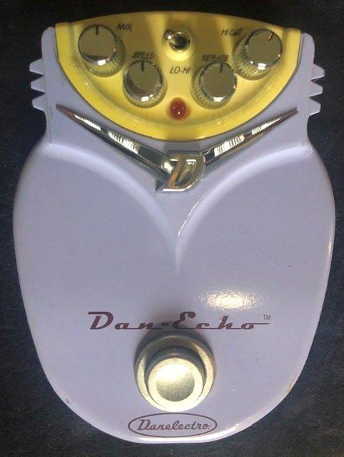 1990's Danelectro Dan-Echo Delay Pedal