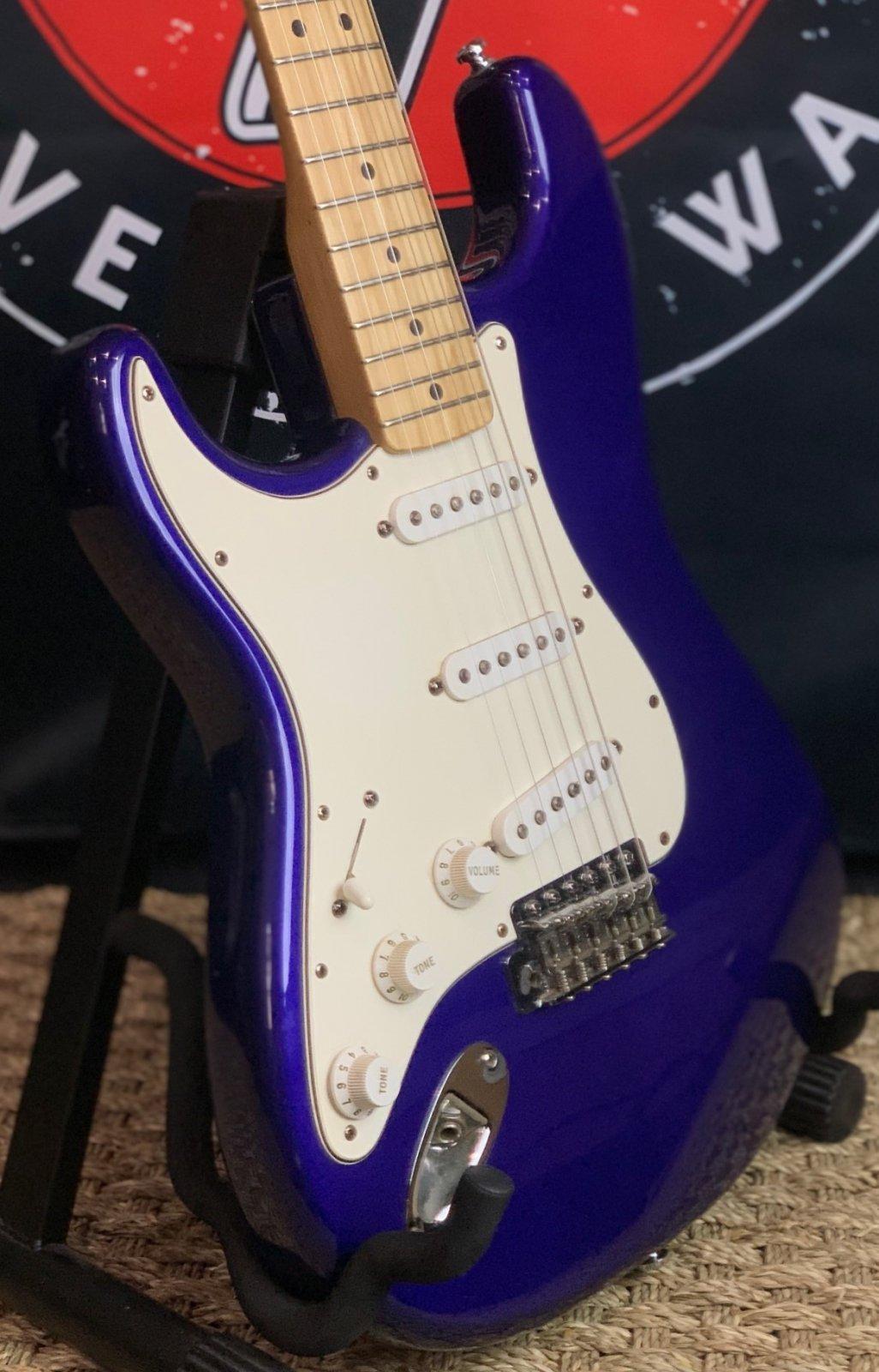 2002 Fender Stratocaster Lefty MIM