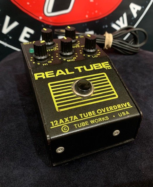 Tubeworks Real Tube 12ax7a Overdrive