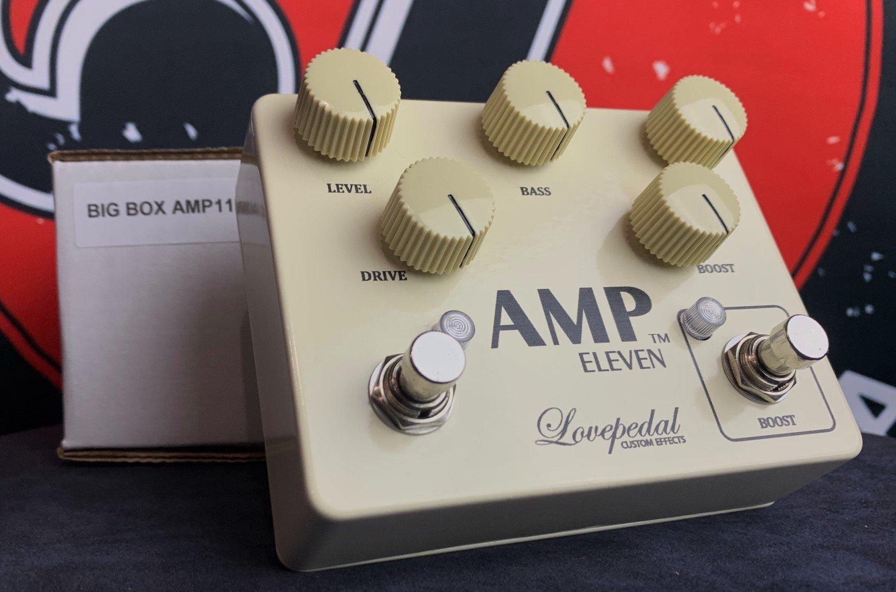 Lovepedal Amp Eleven w/Box