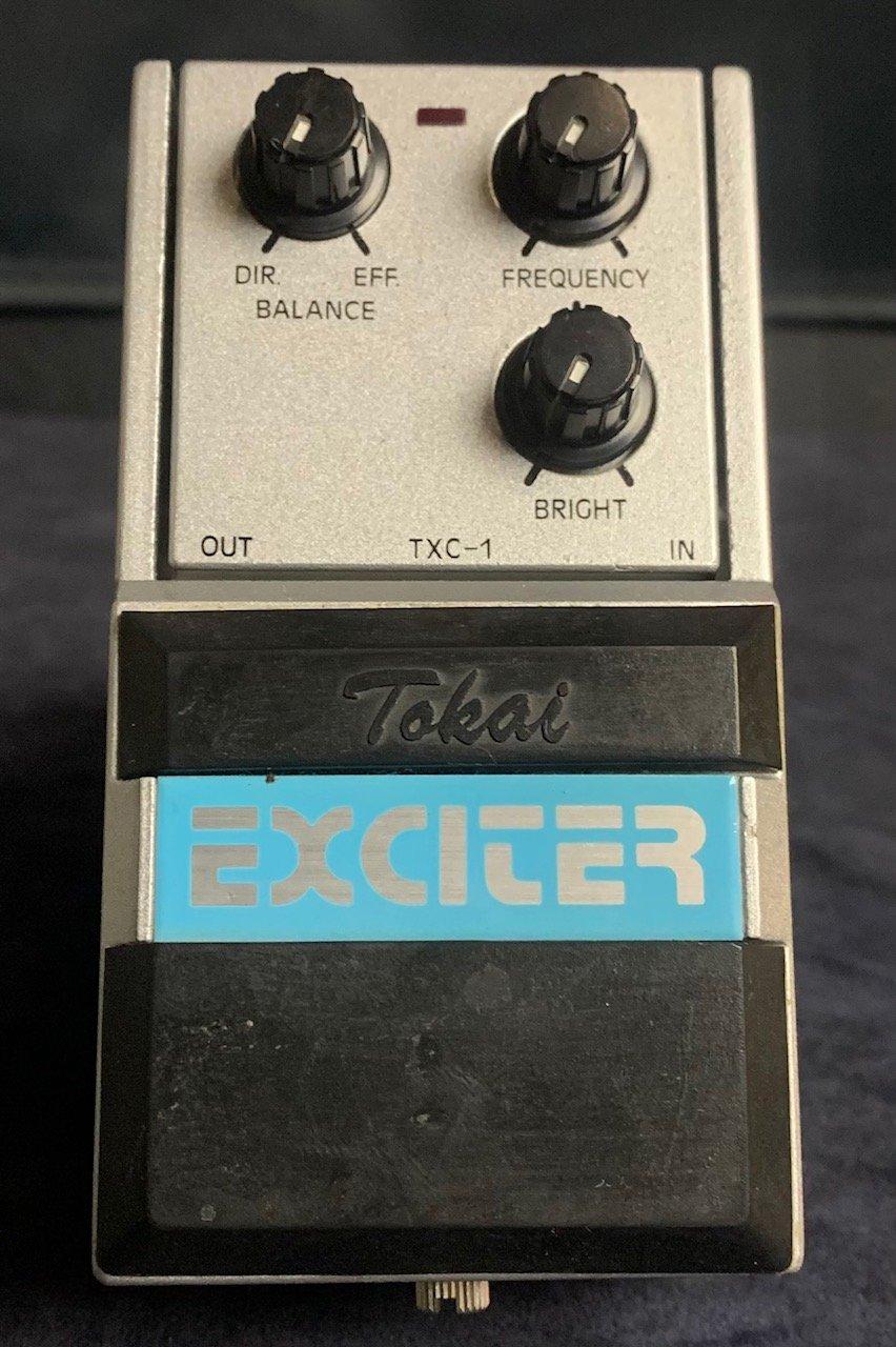 1980's Tokai TXC-1 Exciter Tone Shaper Pedal