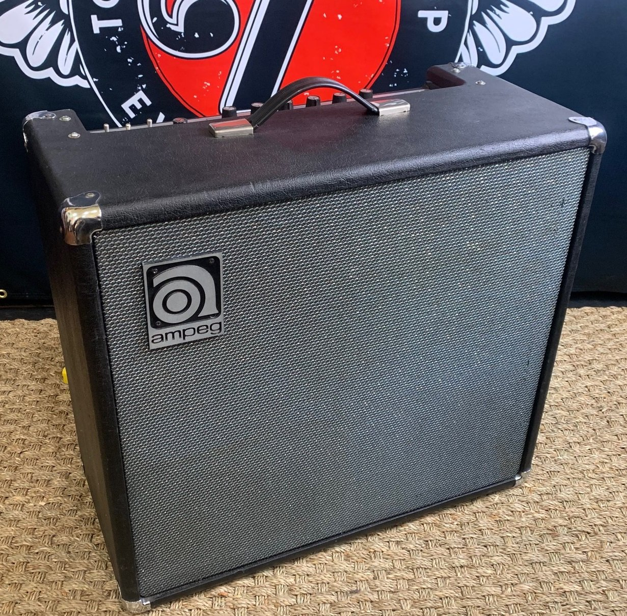Ampeg VT-40 w/FS Fully Serviced w/Additional Reverb Tank