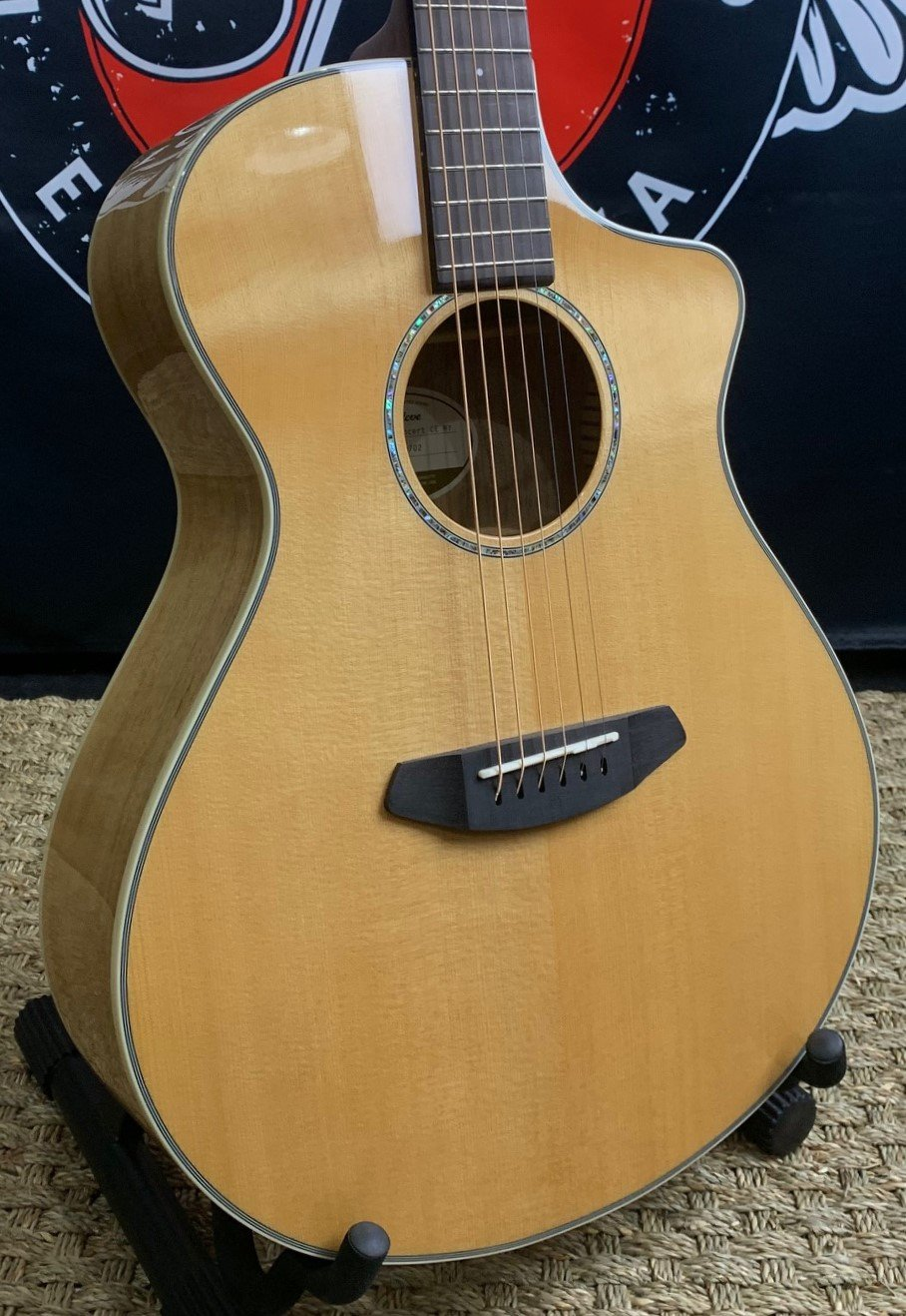 Breedlove Pursuit Exotic Concert CEMY w/OGB