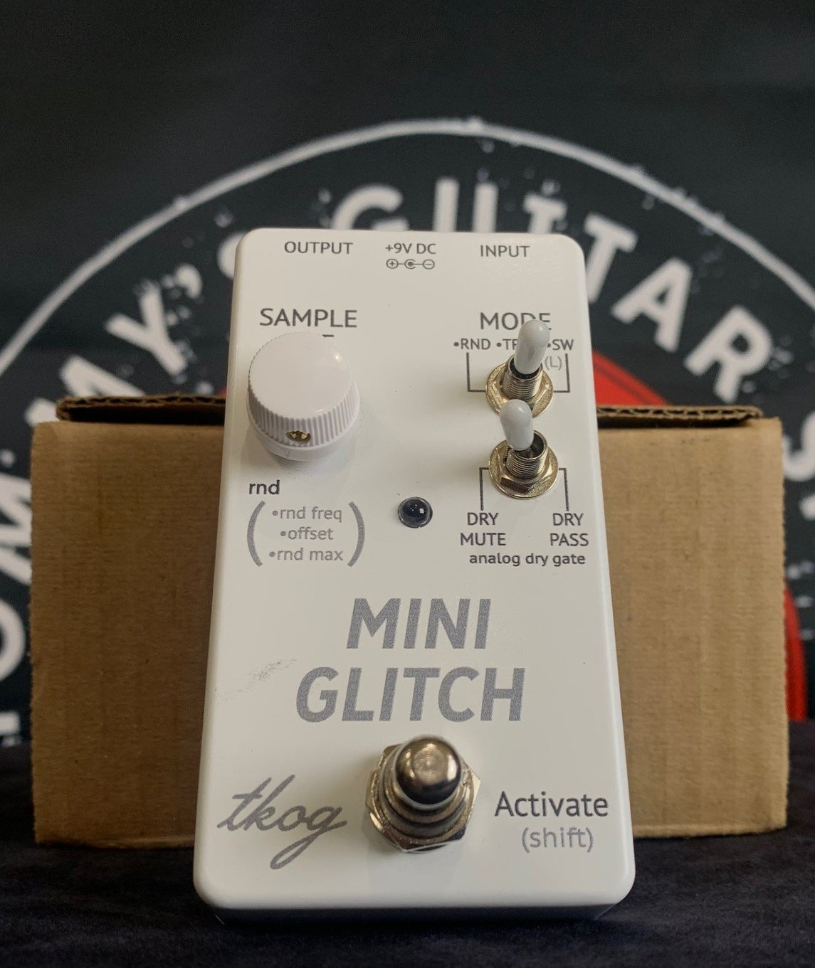 TKOG Mini Glitch w/Box