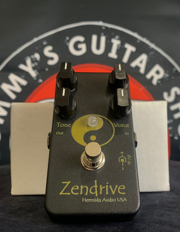 Black Magic Zendrive w/Bix
