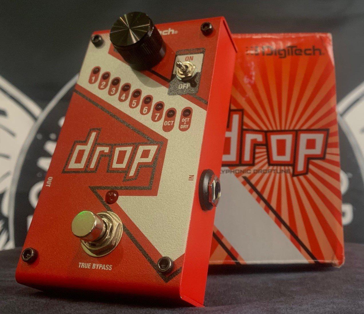 Digitech Drop w/Box