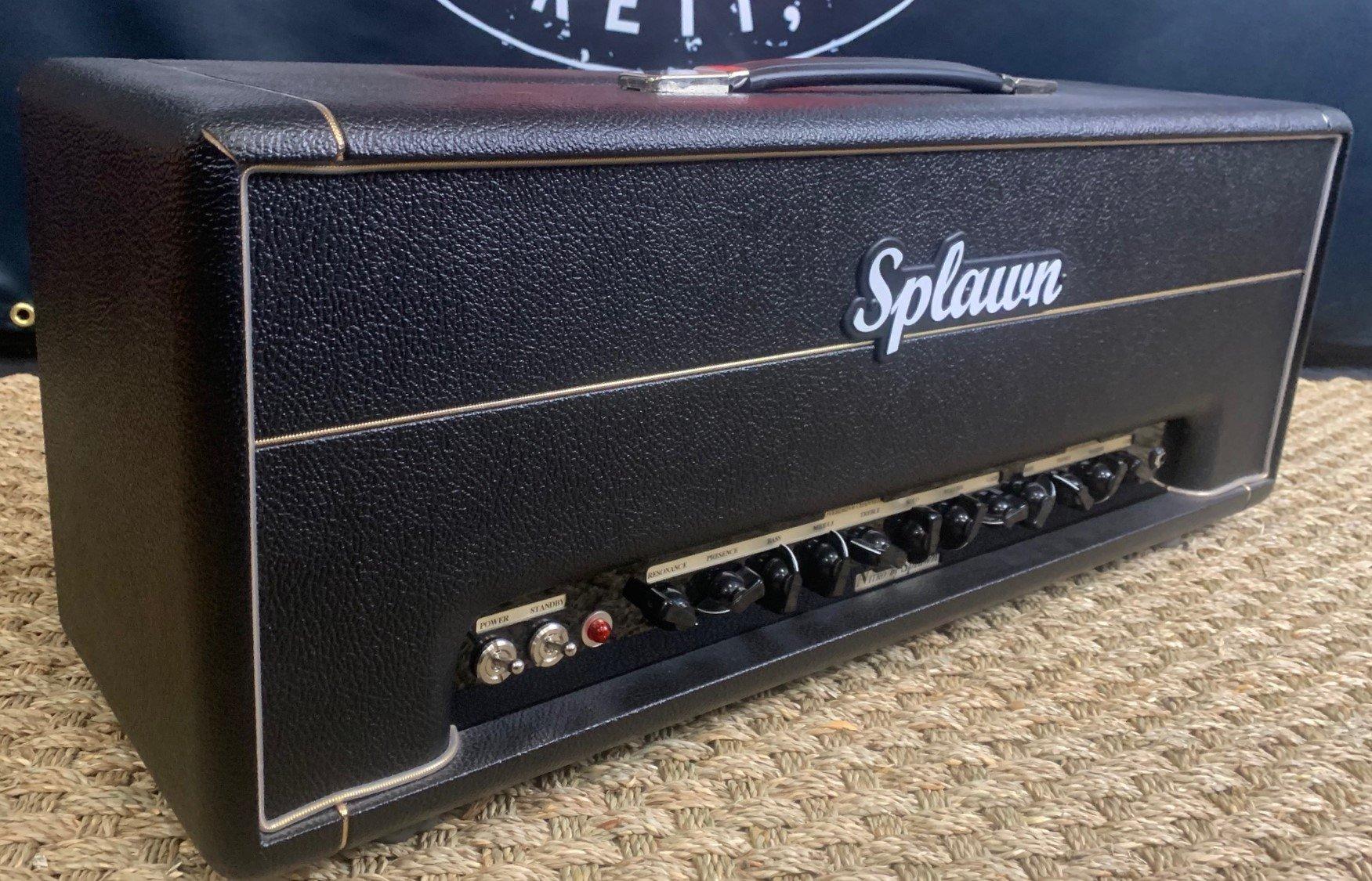 Splawn Nitro 100 w/FS Hot-Rodded Marshall!