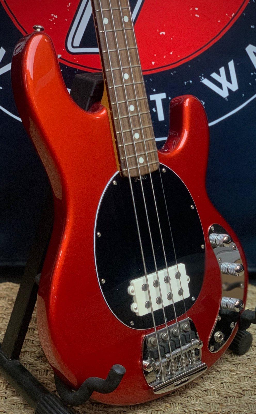2011 MusicMan StingRay 4 Classic w/OHC