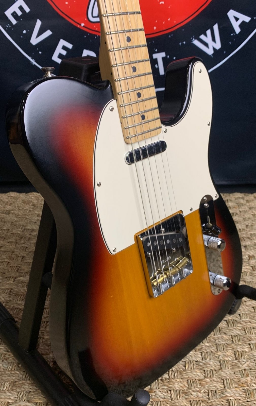 2006 Fender Telecaster Highway 1 w/HC
