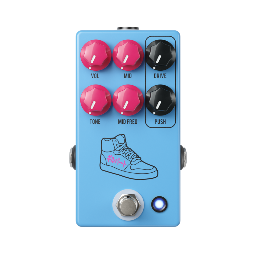 JHS PG-14 Paul Gilbert Signature Distortion Pedal