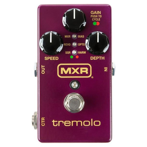 MXR M305 Six-Mode Stereo Tremolo Pedal