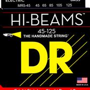 DR MR5-45 Hi-Beam Stainless Steel Medium 5 String 45-125