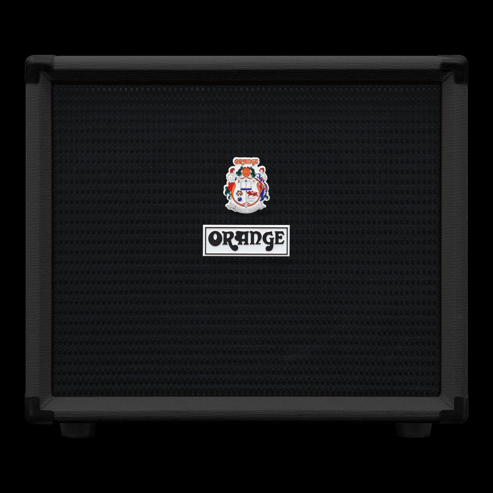 Orange OBC-112 400-watt 1x12 Bass Cabinet - Black