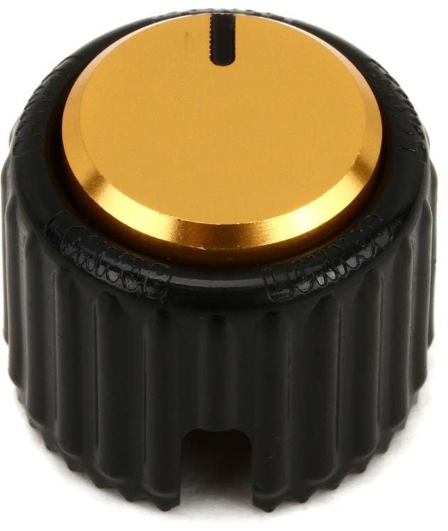 Daddario LokNob Large - Black /Gold
