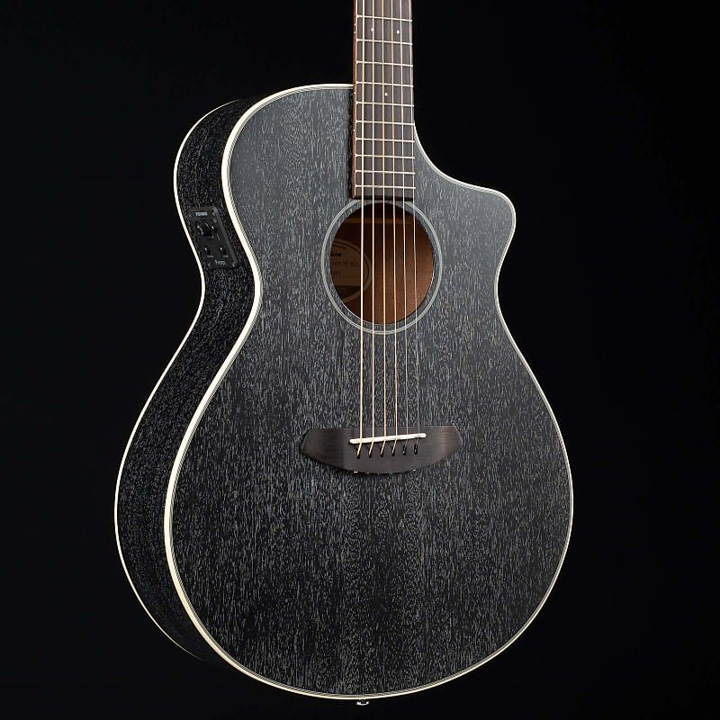 Breedlove Discovery Concert CE Satin Night Sky Acoustic - Electric Guitar