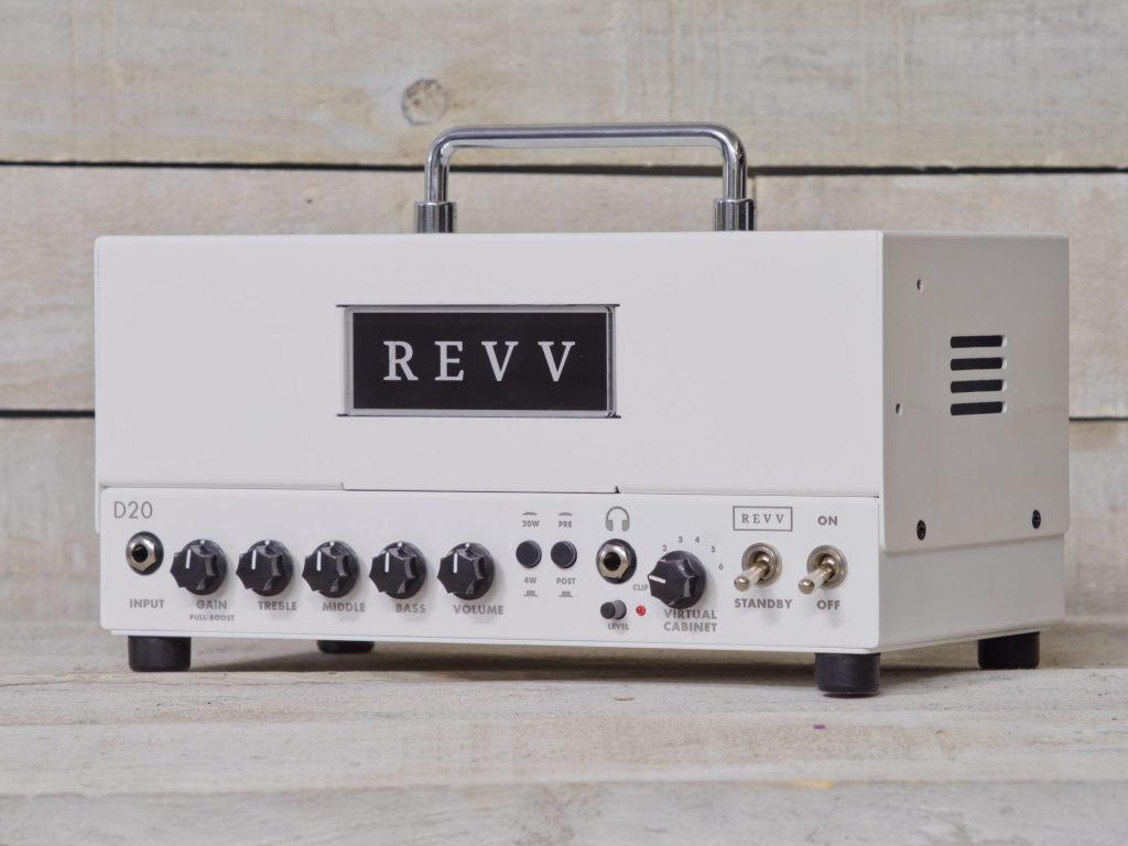 Revv Amplification D20 All Tube 20W Head