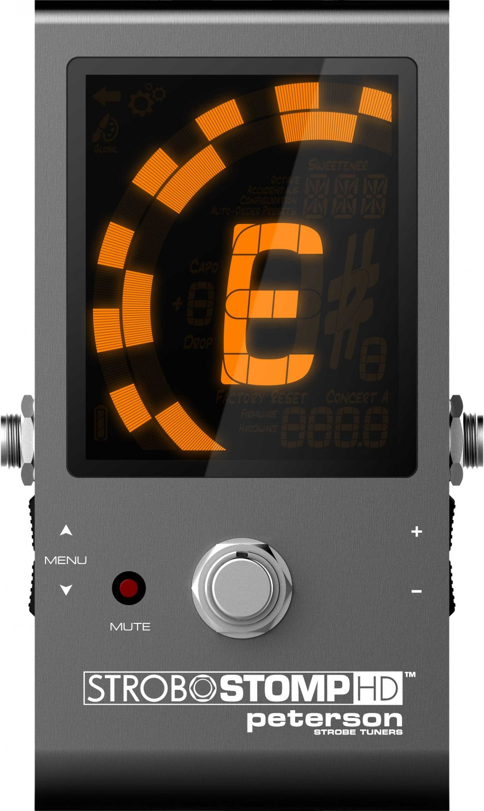 Peterson SS-HD Strobostomp HD Pedal Tuner