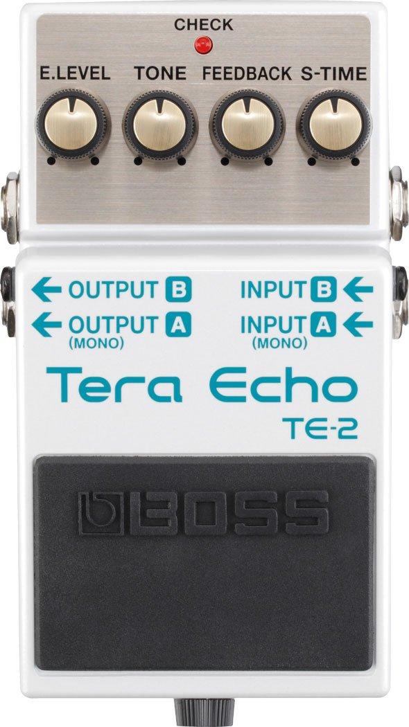 Boss TE-2 Tera Echo Delay Pedal