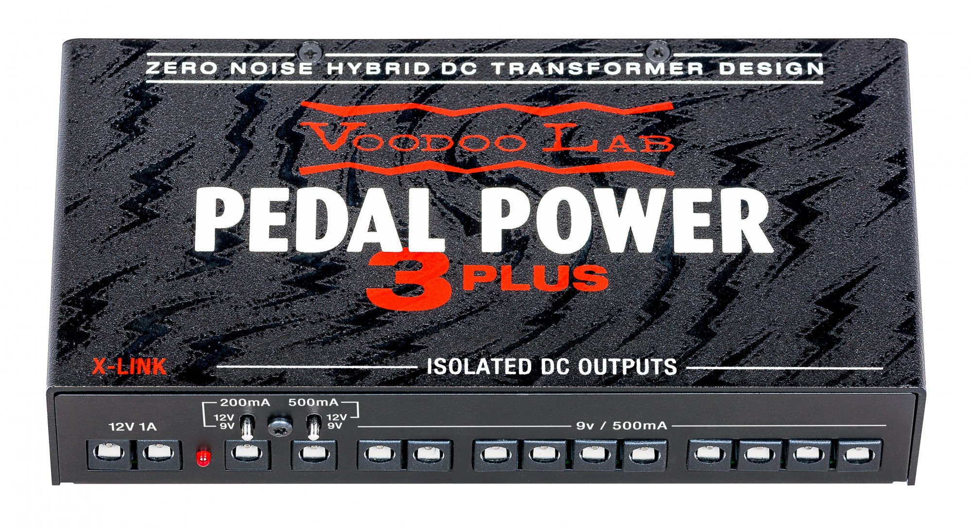 Voodoo Lab Pedal Power 3 PLUS High Current 12-output Isolated Power Supply