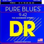 DR PHR-9 Pure Blues Pure Nickle Light 9-42