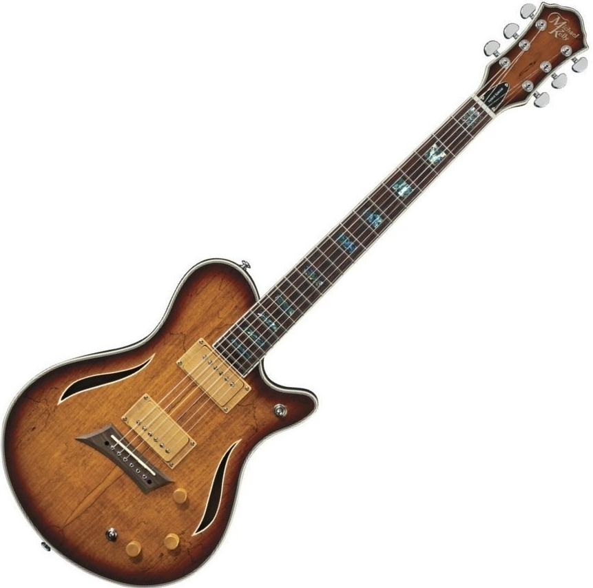 ELECTRIC-HYBRID SPECIAL SPALTED BURST
