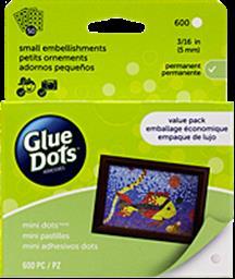 Value Pack Mini Permanent Glue Dots