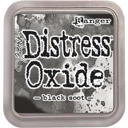 Tim Holtz Distress Oxide Pad-Black soot