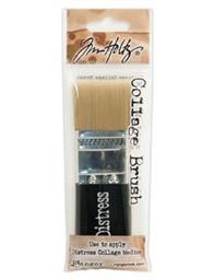 TIM HOLTZ DISTRESS COLLAGE BRUSH 1 1/4'