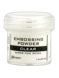 Super Fine Clear Embossing Powder