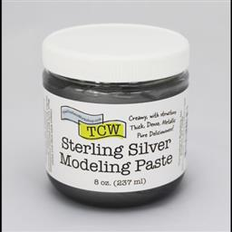 Sterling Silver Modeling Paste