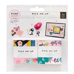 PICK ME UP SWATCH BOOK PAPER PAD 2x2'