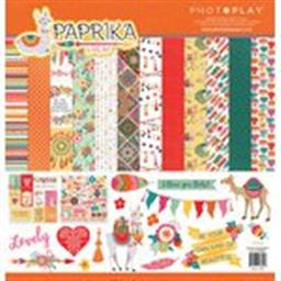 Paprika Collection Pack 12x12'