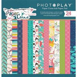 Paper Crane Paper Pad 6x6
