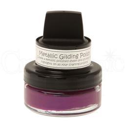 Metallic Gilding Polish - Dark Cherry