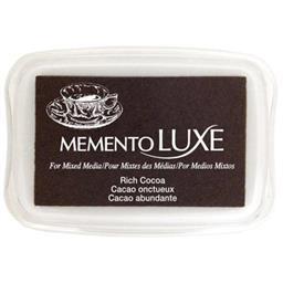 Memento Luxe Rich Cocoa