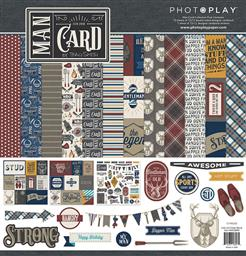 ManCard Collection Pack 12x12'