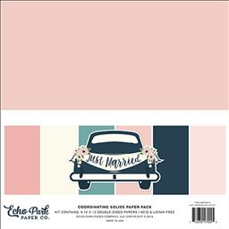 JUST MARRIED COORDINATING SOLIDS PACK