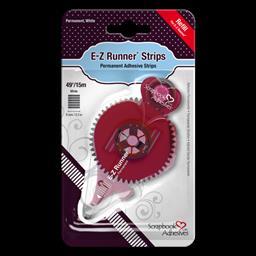 E-Z RUNNER PERMANENT REFILL STRIPS