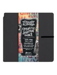 DYLUSIONS BLACK SQUARE JOURNAL