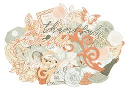 Die Cut Collectables - Peachy