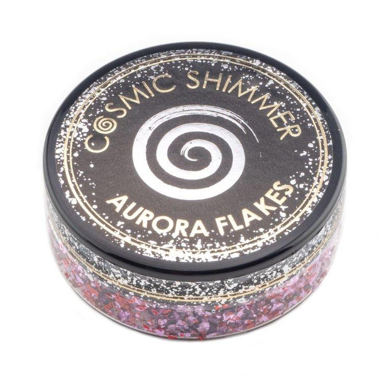 BLISSFUL BERRY COSMIC SHIMMER AURORA FLAKES