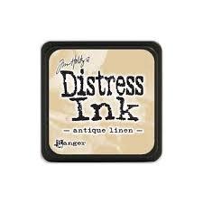 Mini Distress Pad - Antique Linen
