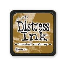 Mini Distress Pad - Brushed Corduroy
