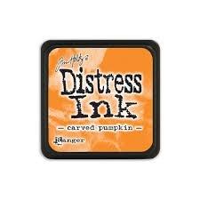 Mini Distress Pad - Carved Pumpkin